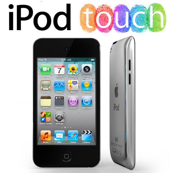 apple ipod touch 3d model - iPod Touch... by sweiry_tv